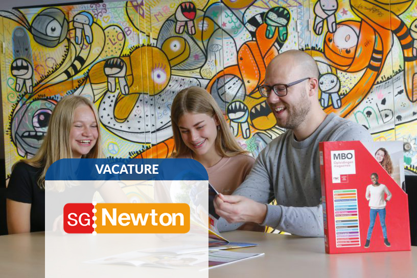 """Featured image for """"Docent Economie – SG Newton"""""""