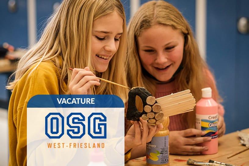 """Featured image for """"Onderwijsassistent ondersteuningsteam – OSG"""""""