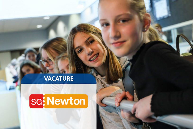 """Featured image for """"Docent Wiskunde – SG Newton"""""""