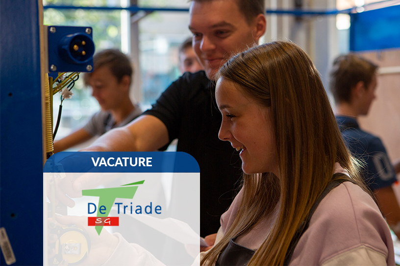 """Featured image for """"Docent Produceren, Installeren en Energie – SG De Triade"""""""