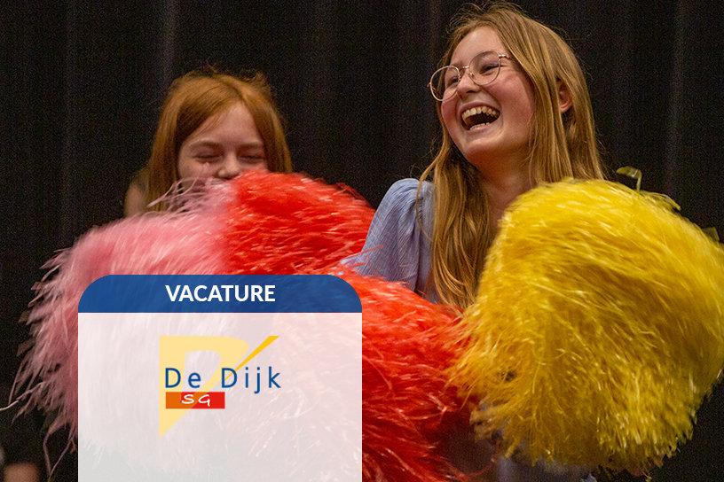 """Featured image for """"Docent Nederlands – SG De Dijk"""""""
